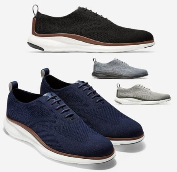 COLE HAAN Men's 3.ZEROGRAND Oxford with Stitchlite