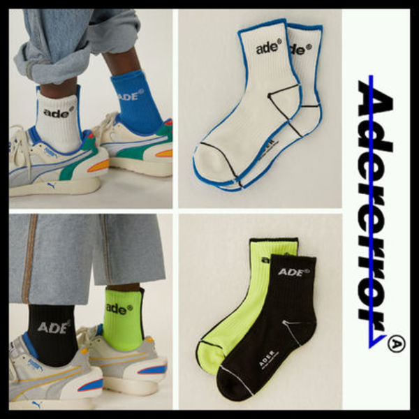 【ADERERROR】ADE SEWING SOCKS★日本未入荷★19SS