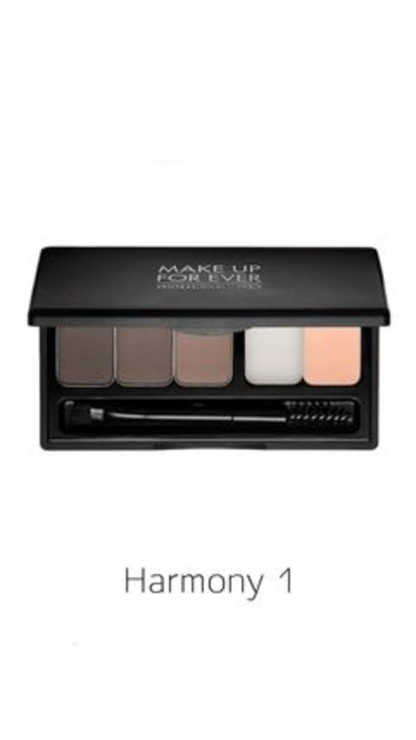 〈MAKE UP FOR EVER〉★国内完売★Pro Sculpting Brow Palette
