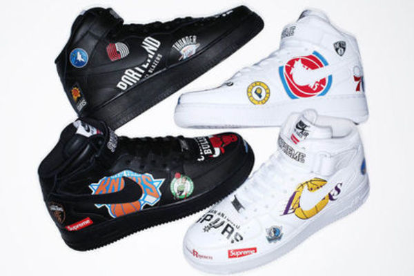 3 week SS18 (シュプリーム) Supreme Air Force 1 Mid