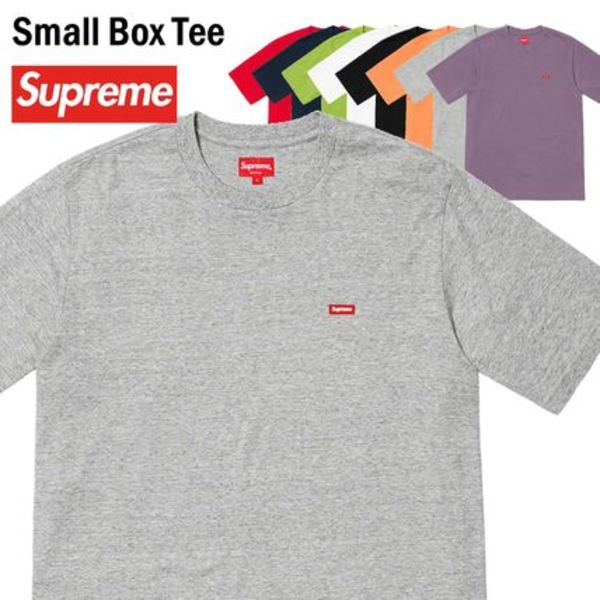 Supreme シュプリーム Small Box Tee SS 19 WEEK 6