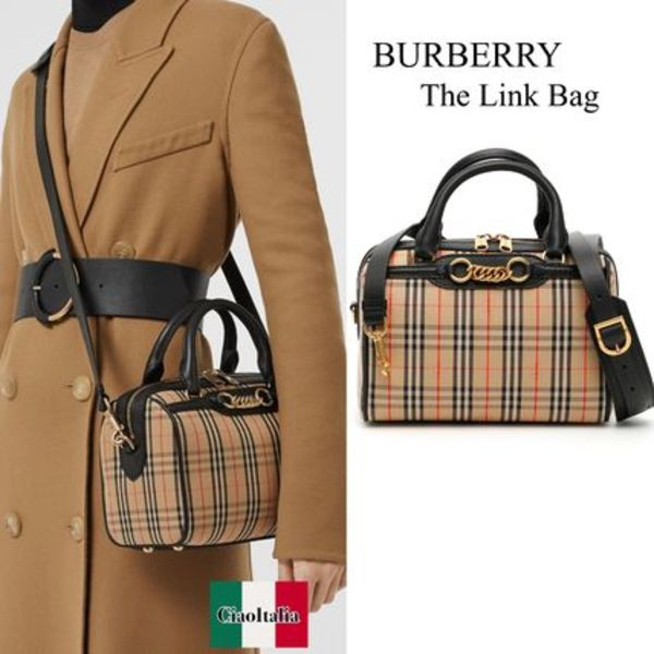 Burberry The Link Bag
