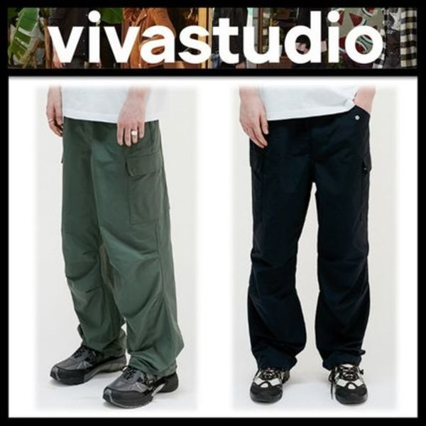★関税込★VIVASTUDIOX BALANSA★M65 PANTS IS★2色★コラボ★
