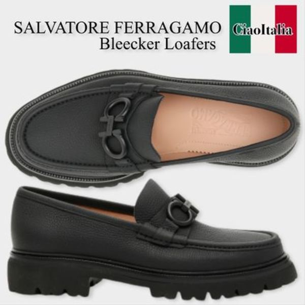 Salvatore ferragamo bleecker loafers