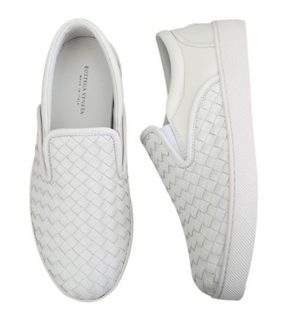 【関税負担】 BOTTEGA VENETA SLIP-ON