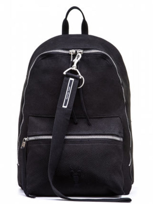 【DRKSHDW】WALRUS BACKPACK IN BLACK COTTON  リュック 黒