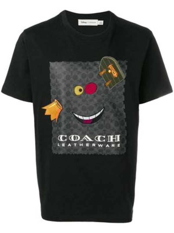 ∞∞Coach∞∞ Coach x Disney Alice in Wonderland Tシャツ