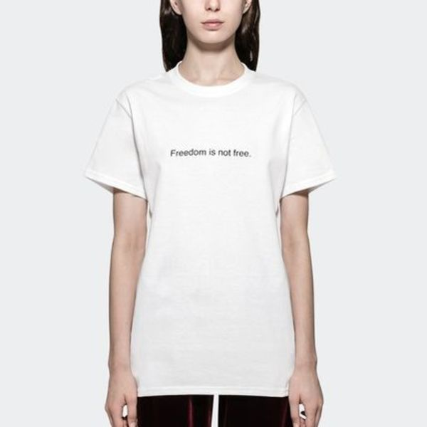 【Fuck Art, Make Tees】Freedom Is Not Free T-shirt