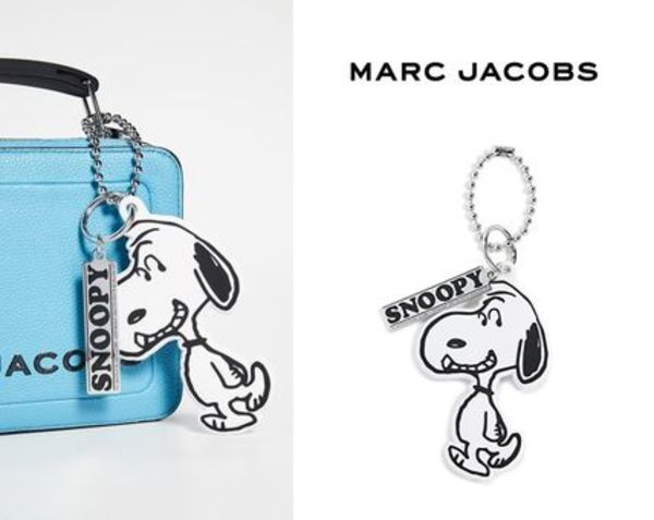 MARC JACOBS☆Snoopy Silicone Charm スヌーピーチャーム