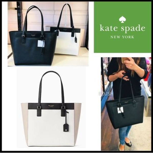 【Kate Spade】♠ラップトップ トートバッグ♠