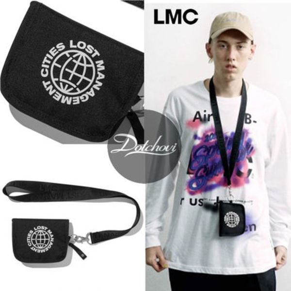 (( LMC )) ZIPPER WALLET NE218