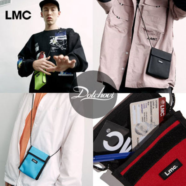 (( LMC )) NECK POUCH BAG NE221