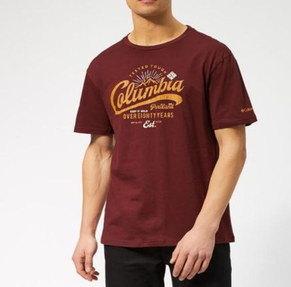 Columbia Tシャツ☆★Leathan Trail Short Sleeve Tapestry
