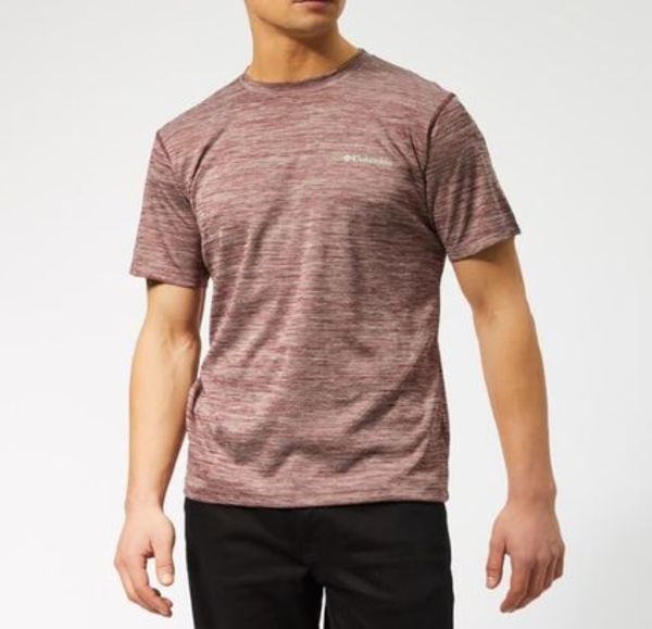 Columbia Tシャツ☆★Zero Rules Short Sleeve Tapestry Heather