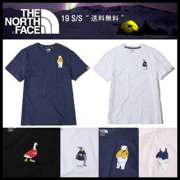 ★関税込/イベント★THE NORTH FACE★RIMO EX S/S R/TEE★4色