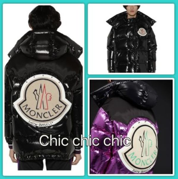 8 MONCLER PALM ANGELS TIM