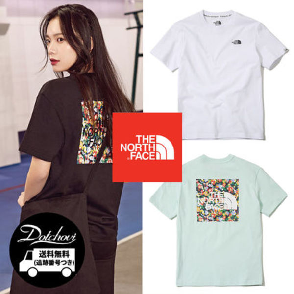 THE NORTH FACE FLORAL S/S R/TEE NR221 追跡番号付