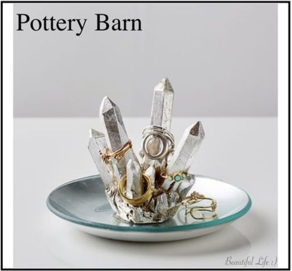Pottery Barn★Gemstone リングホルダー