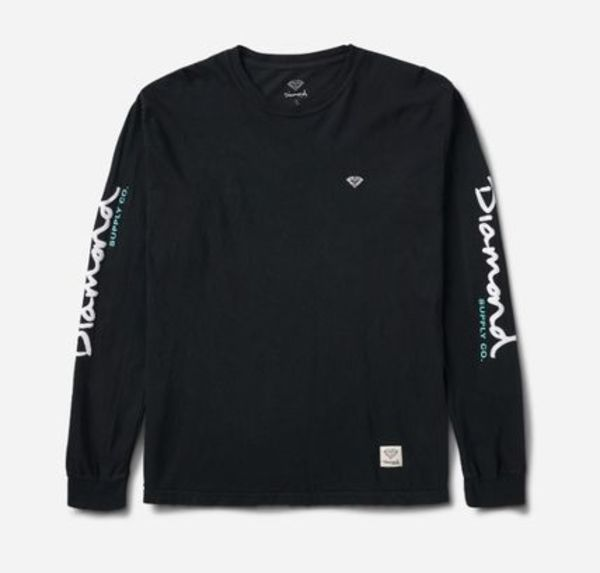 【送料関税込み】Diamond Supply MICRO BRILLIANT Black