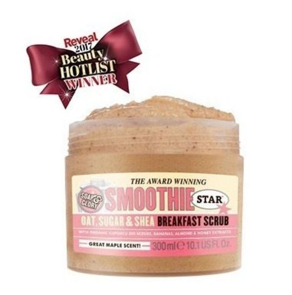 SOAP & GLORY ボディスクラブ☆ BREAKFAST SCRUB  2017 Beauty賞