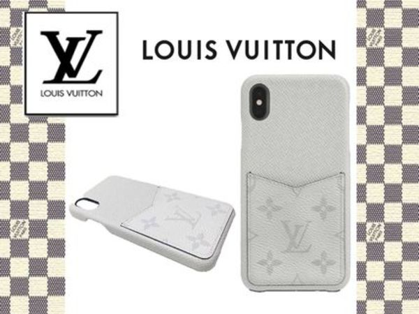 ★Louis Vuitton 直営店★19SS★ IPHONE・バンパー XS MAX★
