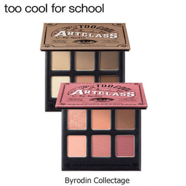 too cool for school■Byrodin Collectage アイシャドウパレット