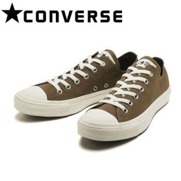 ☆国内正規品 要在庫確認☆CONVERSE ALL STAR ARMY'S OX OLIVE