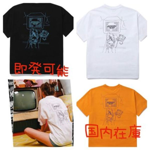 ★WV PROJECT★Tシャツ Gamer short-sleeve TEE ゲーマー即発