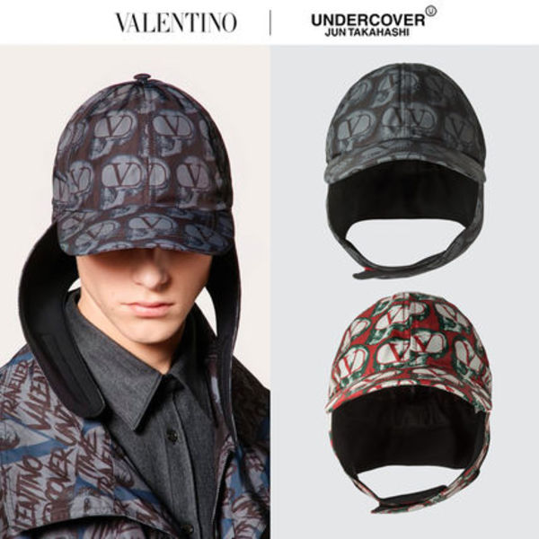 VALENTINO UNDERCOVER VFACE アビエイター キャップ