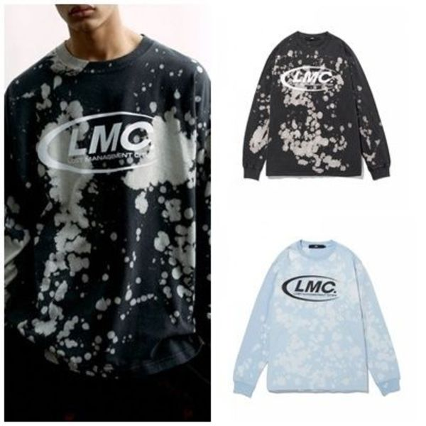 LMC(エルエムシー)のLMC CO BLEACH LONG SLV TEE 全2色