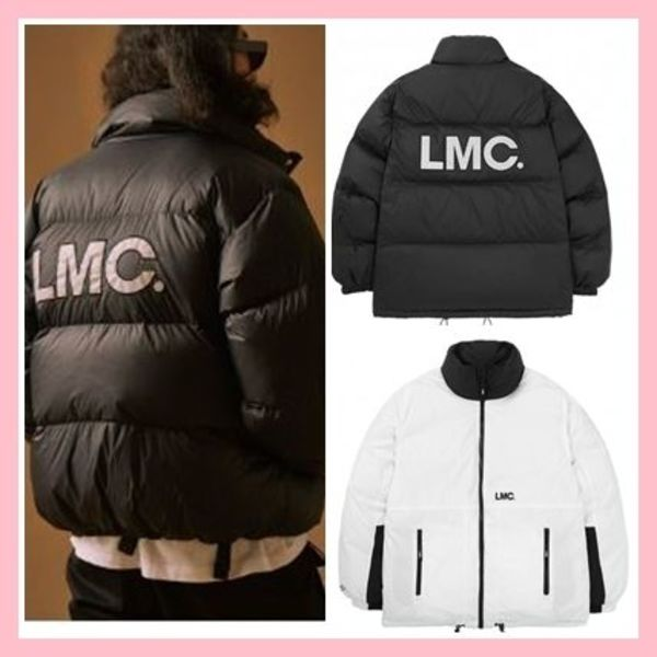 LMC(エルエムシー)REVERSIBLE DOWN PARKA-BLACK☆韓国発☆