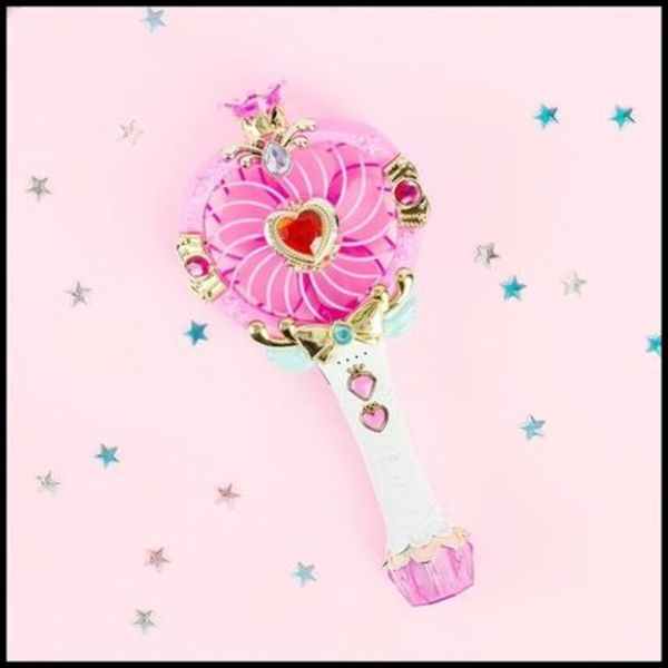 【ミニ扇風機】★25000 Secret Jewelry Princess magic hand fan