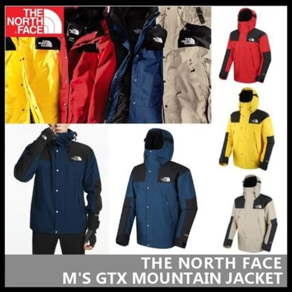 【THE NORTH FACE】M'S 1990 GTX MOUNTAIN JACKET