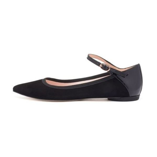 Repetto バレエシューズ CLEMENCE MARY JANE V1649D 410 NOIR