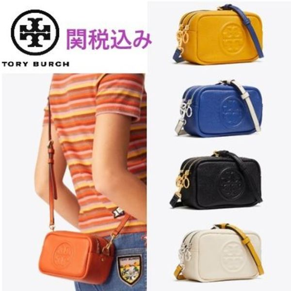 Tory Burch★新作 PERRY BOMBE MINI BAG