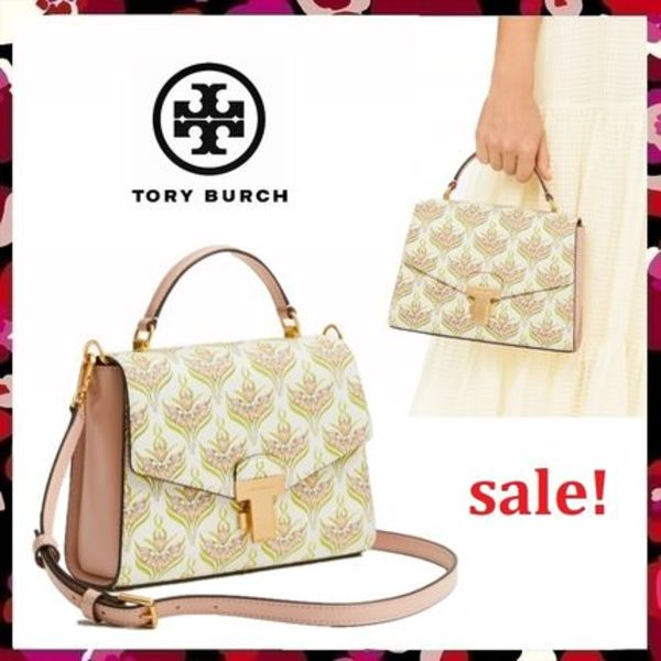セール 新作 Tory Burch Juliette Small Top Handle Satchel