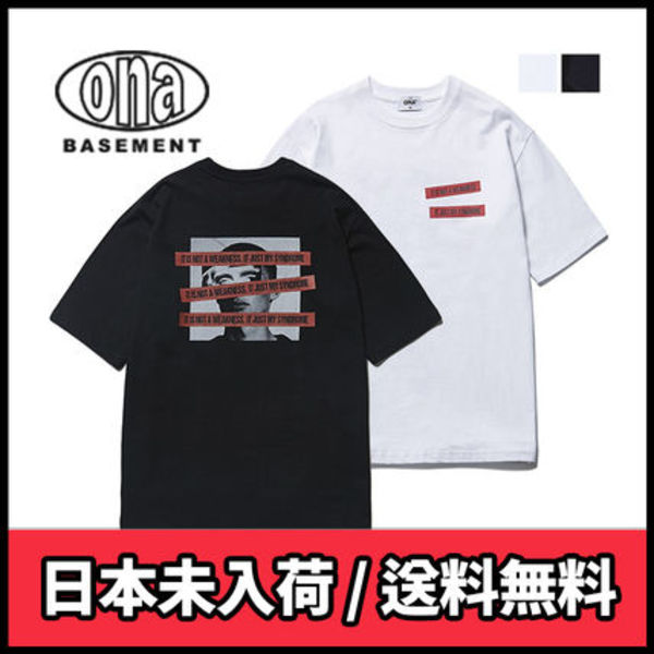 【ONA】IT JUST SHORTS SLEEVE T-SHIRTS
