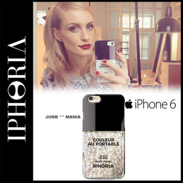 ★【関税返金・IPHORIA】iPhone6/Ivory Peral