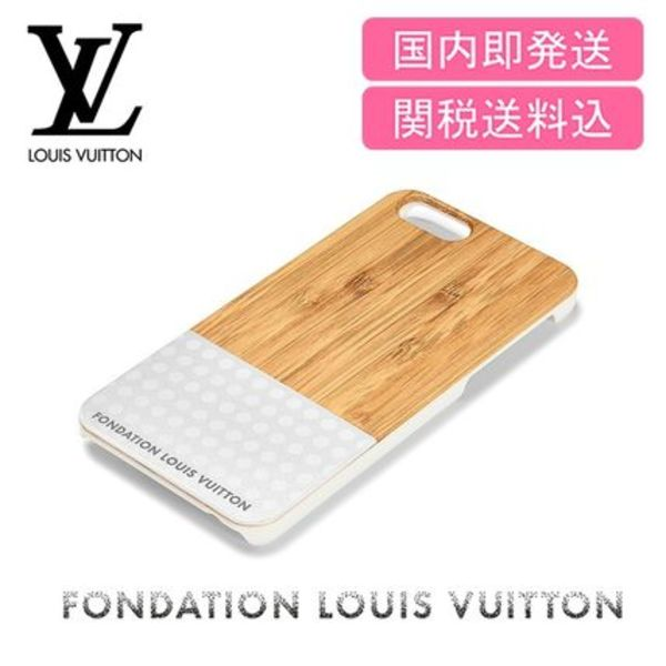◆国内即発◆パリ限定Fondation Louis Vuitton iPhone6/6Sケース