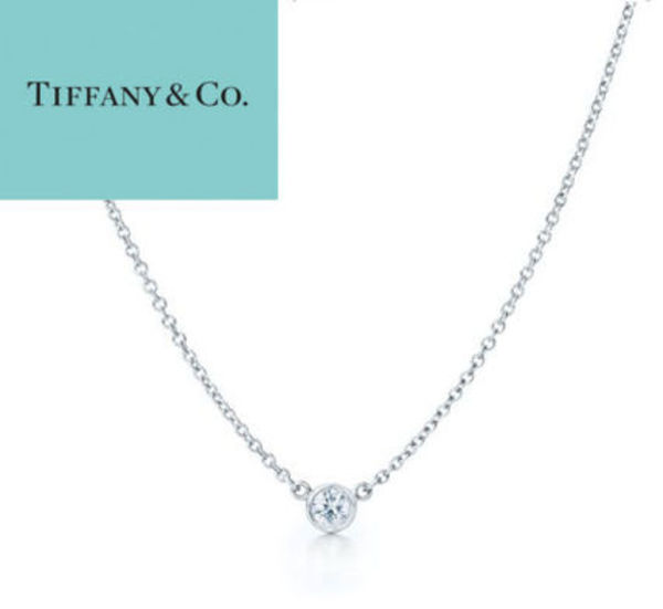 【Tiffany & Co】ティファニー☆Diamonds by the Yard〓 Pendant