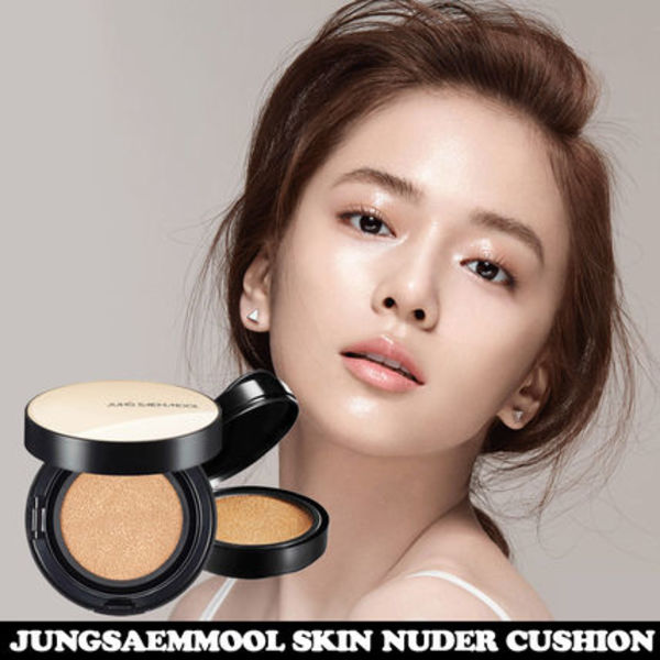 ~JUNG SAEM MOOL~ Essential Skin Nuder Long Wear Cushion さら