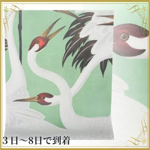 関税込◆Heron printed wallpaper