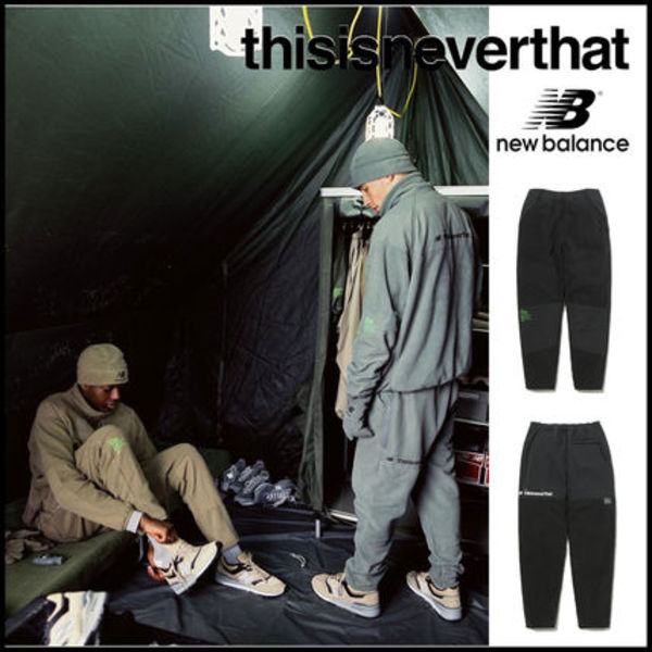 〜thisisneverthat〜19AW NB TNT PT FLEECE PANT 全3色-NBコラボ