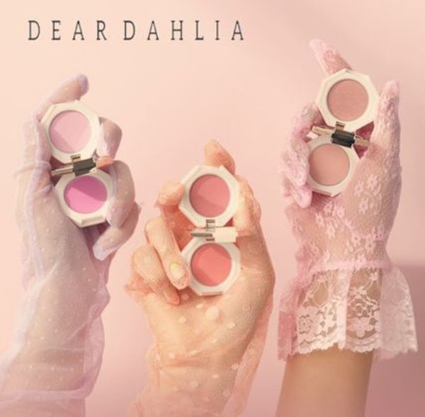 DEARDAHLIA★BLOOMING EDITION DUAL PALETTE BLUSHER DUO