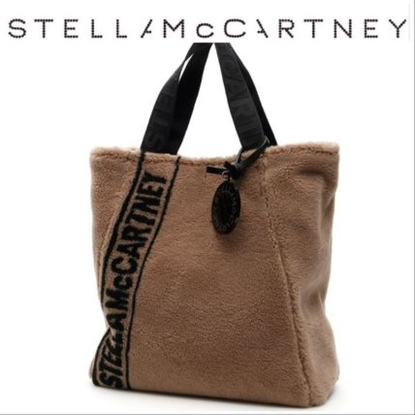 【STELLA MCCARTNEY】Fff Tote Bag