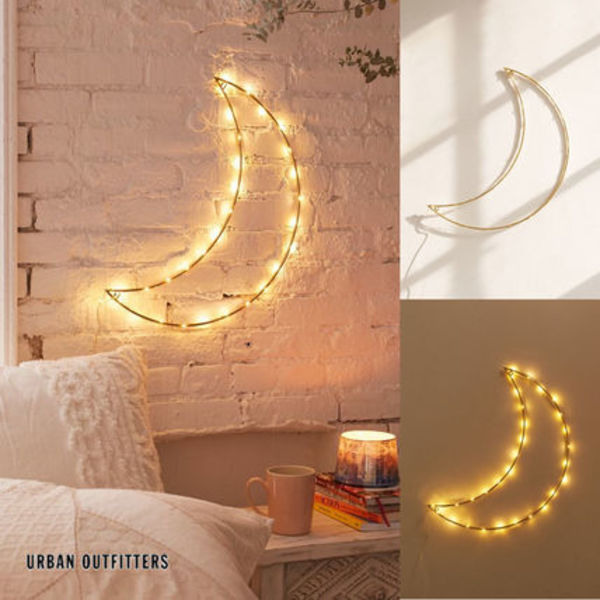 Urban Outfitters●日本未発売!Geo Moon Light Sculpture