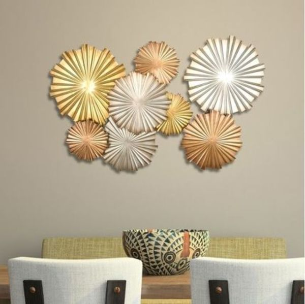 5%OFF Stratton Home Decor Circles Wall Decor 送料無料 関税込