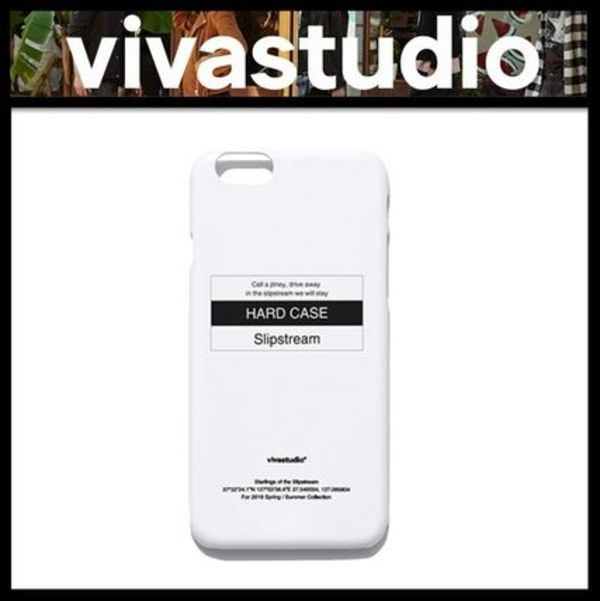 ★イベント中/関税込★VIVASTUDIO★BOX PHONE CASE IS★WHITE★