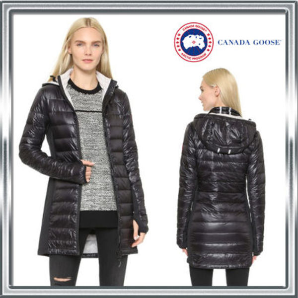 完売必至!CANADA GOOSE★Hybridge Light Coat コート