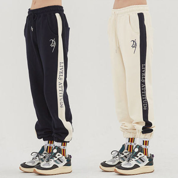★ROMANTIC CROWN★スエットパンツ 10th Lively Sweat Pants 2色